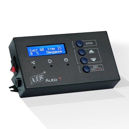AIR AUTO T — контроллер для управления котлом с ручной загрузкой