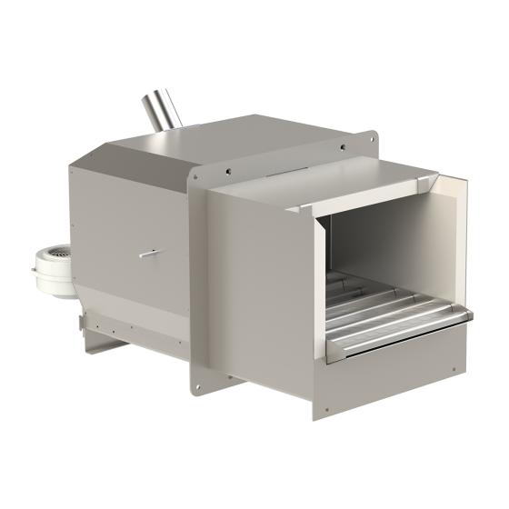 Пеллетная горелка AIR Pellet Ceramic 300 кВт