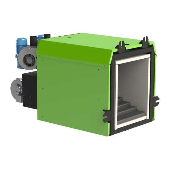 Пеллетная горелка AIR Pellet Ceramic 1500 кВт