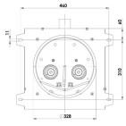 Заказать Пеллетная горелка AIR Pellet 300 кВт ➢ опт и розница ✔