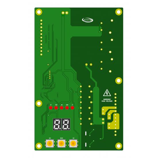 Плата контроллера управления E-boiler