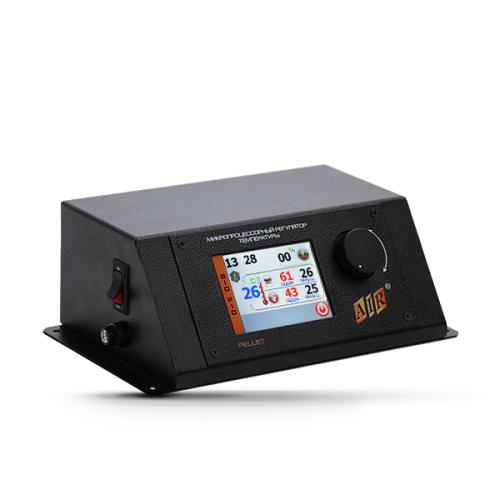 AIR BIO PID — блок управления пеллетной горелкой ретортного и факельного типа