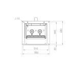 Заказать Пеллетная горелка AIR Pellet Ceramic 200 кВт ➢ опт и розница ✔
