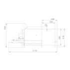 Заказать Пеллетная горелка AIR Pellet Ceramic 300 кВт ➢ опт и розница ✔