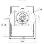 Заказать Пеллетная горелка AIR Pellet 15 кВт ➢ опт и розница ✔