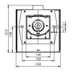 Заказать Пеллетная горелка AIR Pellet 36 кВт ➢ опт и розница ✔