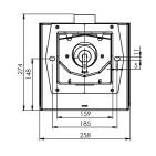 Заказать Пеллетная горелка AIR Pellet 50 кВт ➢ опт и розница ✔